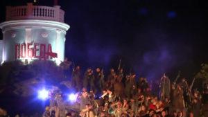 Керчь. Факельное шествие 8 мая 2016 г. 0800